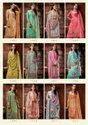 Shiv Gori Silk Mills Punjabi Kudi Vol-36 Indo Cotton Dress Material Catalog