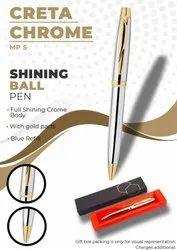 Shining Ball Pen Creta Chrome