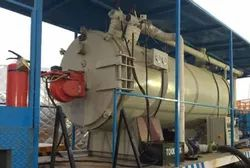 Oil & Gas Fired 250 Mcal/hr Hot Water Generator