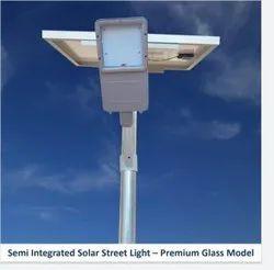 High Wattage Semi Integrated Solar Street Light