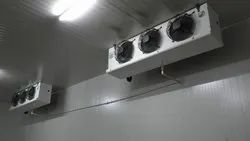 Cold Storage Chamber for Fruits and Vegetables
