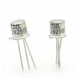 Transistors - 2N1711 / 2N1893 / 2N2102 / 2N2270 / 2N2219A / 2N2222A / 2N2905A / 2N2907A / 2N2369A
