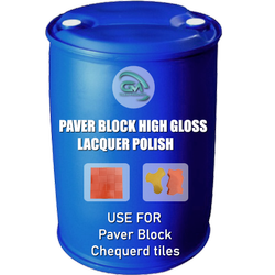 Paver Block High Gloss Lacquer Polish