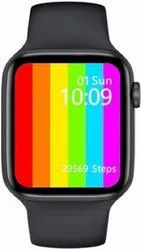 Black Square W26 Smart Watch 1.75 inch Full Touch Screen Bluetooth Watch