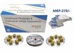 Clindamycin Phosphate Clotrimazole  Softgel Capsules