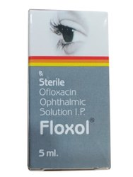 Sterile Ofloxacin Ophthalmic Solution IP