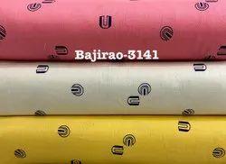 Printed Shirting Fabric COTTON SATIN