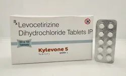 Levocetirizine  5 Mg Tablets  - Kylevone 5