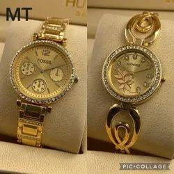Fossil Ladies Wrist Watch