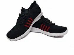 Black COM. RED 2001 Shoes, Size: 8