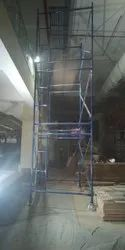 H Frame 2Mtr x1 Mtr with Ladder & with angle Cross Bracing