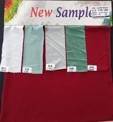 Polyester Super Malai Fabric