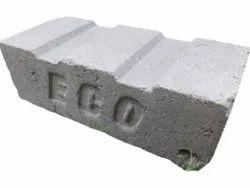 ECO Fly Ash Side Wall Bricks