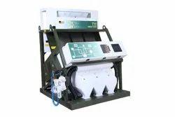Foxtail Millet / Kangani /  Thinai /  Korra/  Navane Color Sorting Machine T20 - 3 Chute