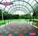 Outdoor Play Area Rubber Flooring