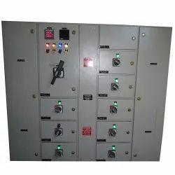 Avatar Mild Steel Electric Power Distribution Board, IP44