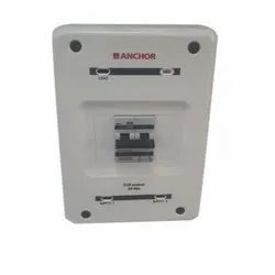 Anchor DP40A MCB Change Over Switch