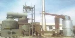 Solid Fuel Fired 600 Mcal/hr Vertical Four Pass Hot Water Boiler