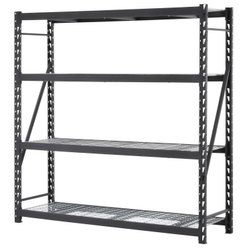 MS Slotted Angle Rack