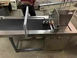 Friction Feeder With Conveyor