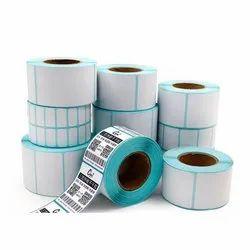 Khushi Label TSC Printer Roll Paper, GSM: 100 GSM