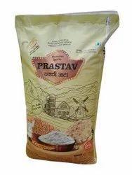 Prastav Indian 25kg Premium Quality Chakki Atta, PP Bag