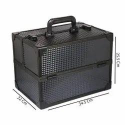 black cosmetic box