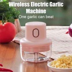 Portable Garlic Chopper
