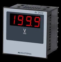 AV-24DV DC Ampere Meter