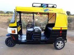 Passanger TukTuk Autorickshaw Electric (4+1)