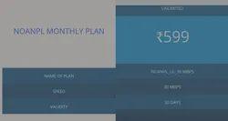 NOANPL Monthly Plan Unlimited