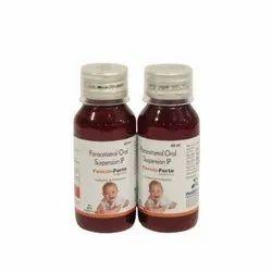 Paracetamol Oral Suspension IP