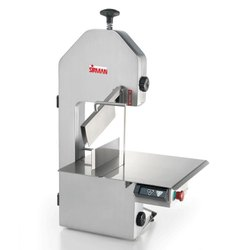 Sirman Bone Saw Machine SO-2400 INOX Blade Length:2400mm Pulley :300mm