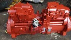 Kawasaki K3V112,K3V140DT Hydraulic Pump For Hyundai, Beml, Volvo, Komatsu, JCB, Caterpillar