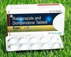 RABIZON D ( Rabeprazole 20 mg & Domperidone 30 mg )