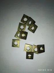 M 4 Square Nut
