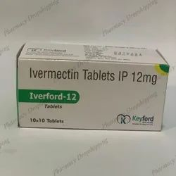Iverford 12 Mg Tablets