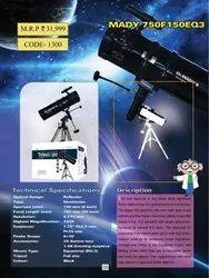 Dr. Mady 150EQ3 Reflector Telescope