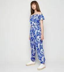 Surplus Branded Export Girl Jumpsuit