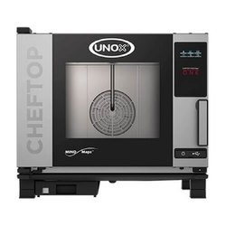 Electric Unox Convection Oven XEVC-0511-E1RM Cheftop  Capacity: 5 GN 1/1 Power 9.3 Kw