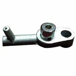 Silver Automotive Piston Cooling Nozzle
