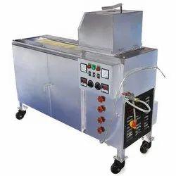 Conveyor Belt Roti Making Machine