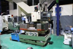Used Vertical Machining Center (VMC)