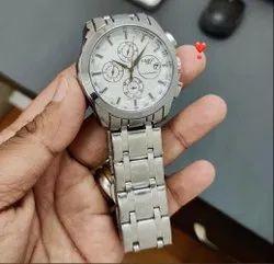 White Tissot Watch