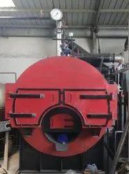 Wood & Coal Fired 500 kg/hr Packaged Steam Boiler