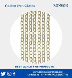 Golden Bag Chains