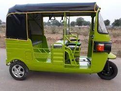 Passanger TukTuk Autorickshaw Electric (4+1).