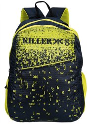 Polyster Printed Killer Girls School Bag, For Casual Backpack