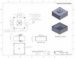 Mechanical CAD Drafting Service, in Pan India