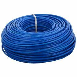 21mm Blue PVC Insulated Copper Wire